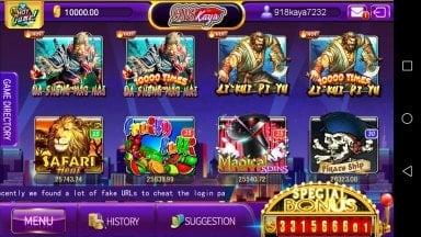 918kaya game panel 13